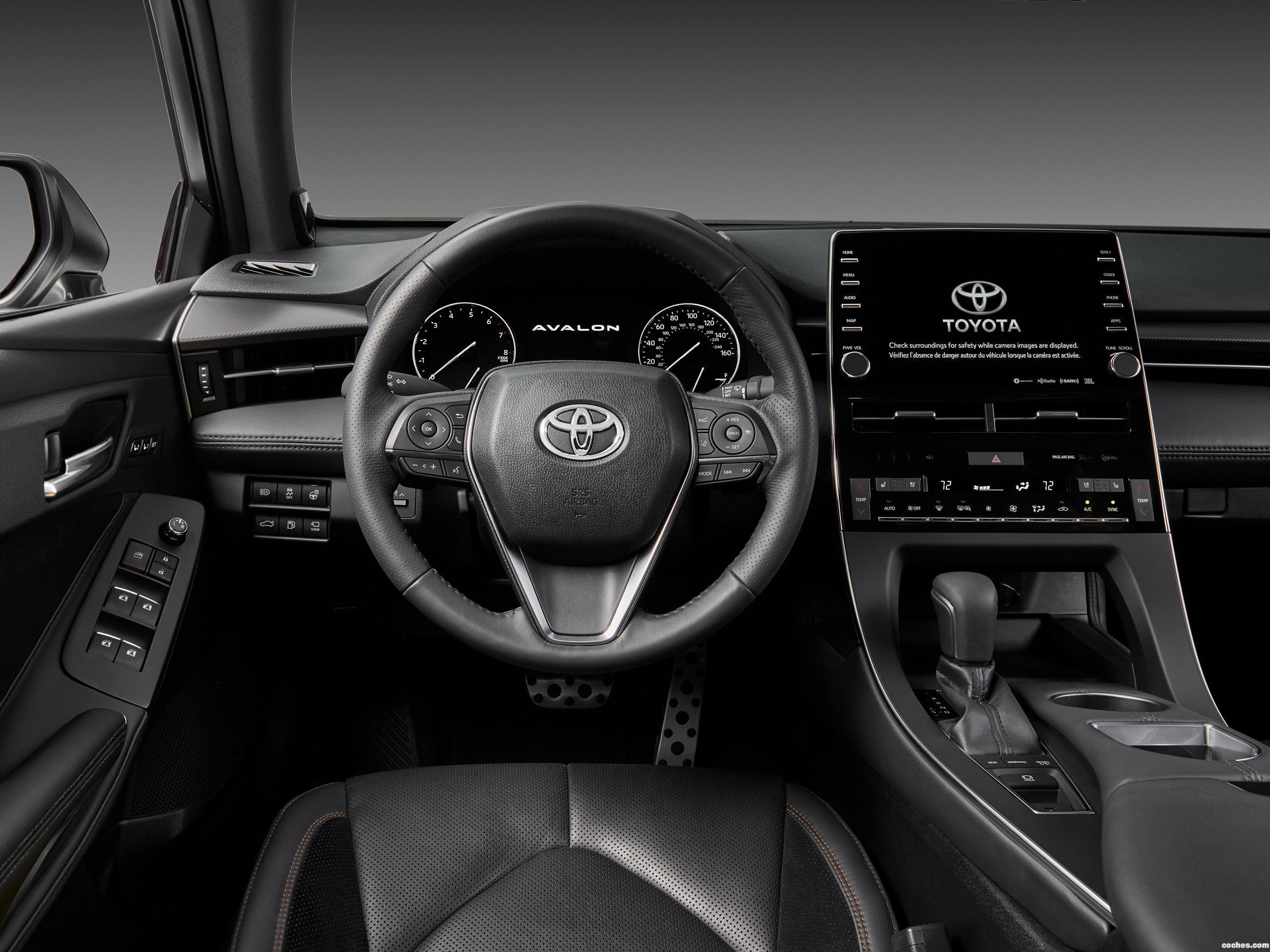 Foto 20 de Toyota Avalon Touring  2018