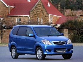 Fotos de Toyota Avanza