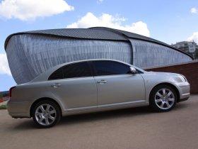 Ver foto 17 de Toyota Avensis Sedan 2003