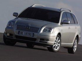 Ver foto 14 de Toyota Avensis Sedan 2003