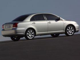 Ver foto 11 de Toyota Avensis Sedan 2003