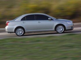 Ver foto 8 de Toyota Avensis Sedan 2003