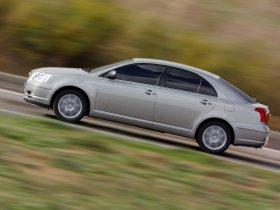 Ver foto 7 de Toyota Avensis Sedan 2003