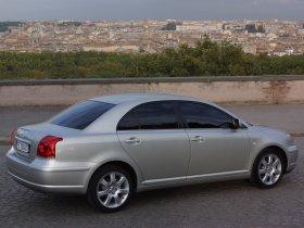 Ver foto 5 de Toyota Avensis Sedan 2003