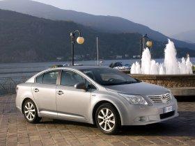 Ver foto 20 de Toyota Avensis Sedan 2009