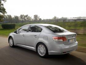 Ver foto 16 de Toyota Avensis Sedan 2009