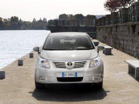 Ver foto 13 de Toyota Avensis Sedan 2009