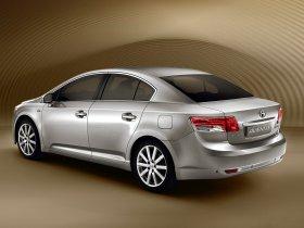 Ver foto 28 de Toyota Avensis Sedan 2009