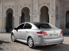 Ver foto 10 de Toyota Avensis Sedan 2009