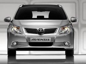 Ver foto 25 de Toyota Avensis Sedan 2009