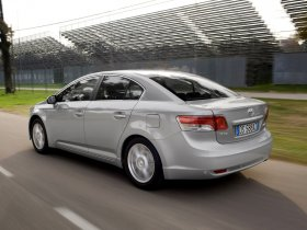 Ver foto 22 de Toyota Avensis Sedan 2009