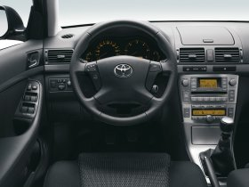 Ver foto 22 de Toyota Avensis Wagon 2007