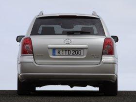 Ver foto 9 de Toyota Avensis Wagon 2007