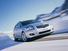 Ver foto 5 de Toyota Avensis Wagon 2007
