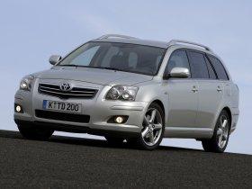 Fotos de Toyota Avensis Wagon 2007