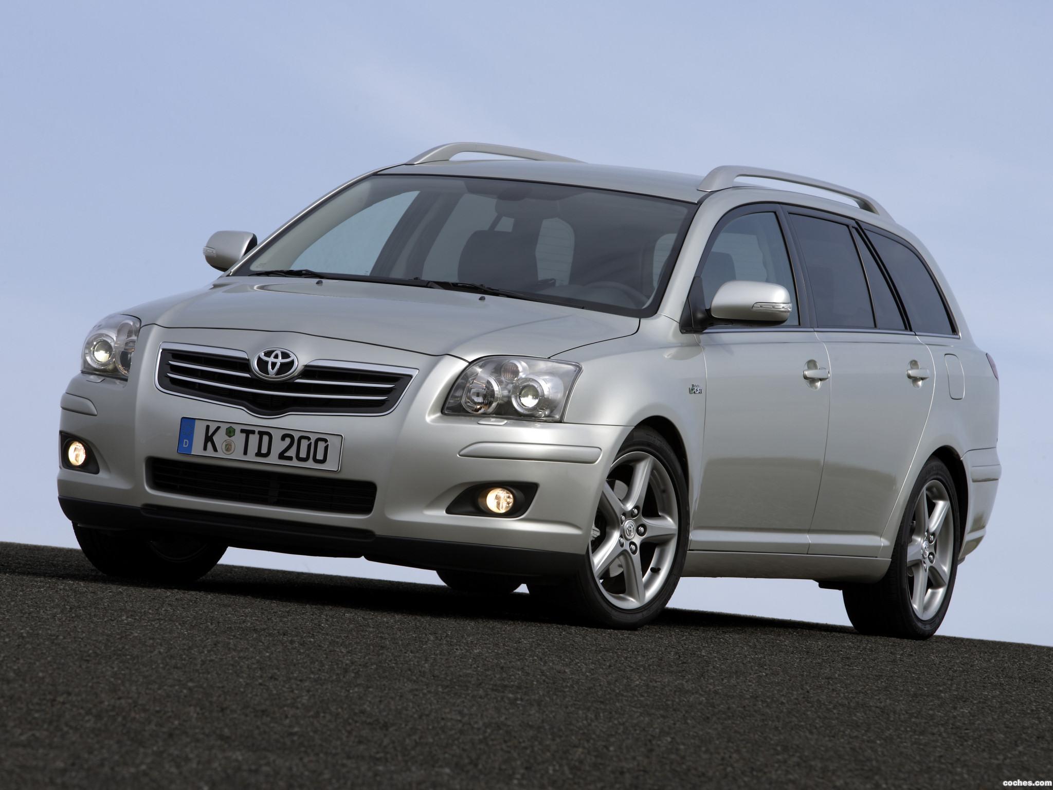 Foto 0 de Toyota Avensis Wagon 2007