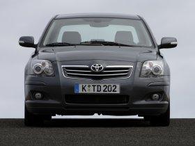 Ver foto 7 de Toyota Avensis Sedan 2007
