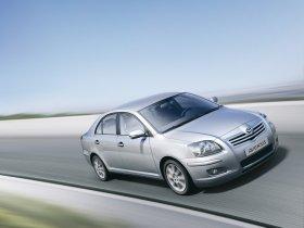 Ver foto 3 de Toyota Avensis Sedan 2007