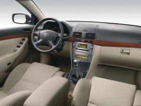 Ver foto 20 de Toyota Avensis Sedan 2007