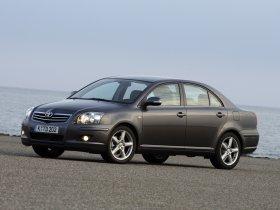 Ver foto 17 de Toyota Avensis Sedan 2007