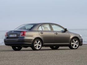 Ver foto 16 de Toyota Avensis Sedan 2007