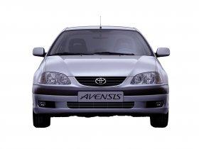 Ver foto 4 de Toyota Avensis Sedan 2000
