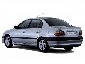 Ver foto 3 de Toyota Avensis Sedan 2000