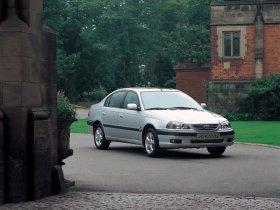 Ver foto 5 de Toyota Avensis Sedan 2000