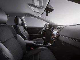 Ver foto 8 de Toyota Avensis Sedan 2011