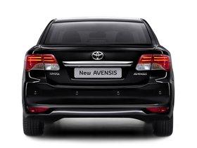 Ver foto 5 de Toyota Avensis Sedan 2011