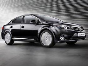 Ver foto 3 de Toyota Avensis Sedan 2011