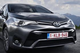 Ver foto 31 de Toyota Avensis 2015