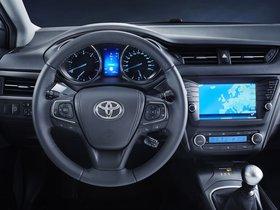 Ver foto 6 de Toyota Avensis Sedan 2015