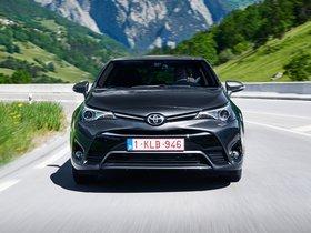 Ver foto 16 de Toyota Avensis Sedan 2015