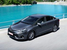 Ver foto 14 de Toyota Avensis Sedan 2015
