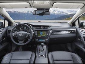 Ver foto 30 de Toyota Avensis Sedan 2015