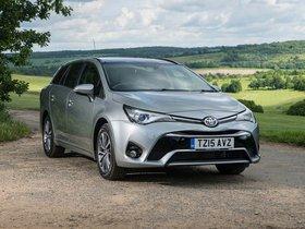 Fotos de Toyota Avensis Touring Sports UK 2015