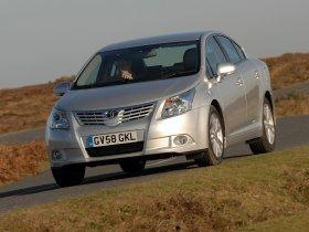 Ver foto 2 de Toyota Avensis UK 2009