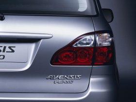 Ver foto 13 de Toyota Avensis Verso 2001