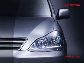 Ver foto 10 de Toyota Avensis Verso 2001