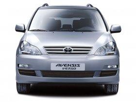 Ver foto 7 de Toyota Avensis Verso 2001