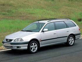 Ver foto 2 de Toyota Avensis Wagon 2000