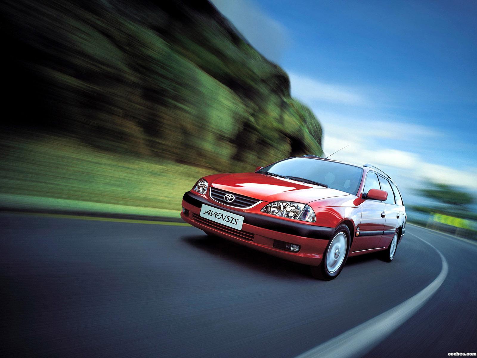Foto 0 de Toyota Avensis Wagon 2000