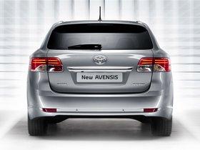 Ver foto 8 de Toyota Avensis Wagon 2011
