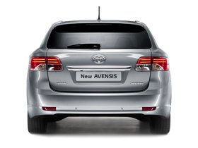 Ver foto 12 de Toyota Avensis Wagon 2011