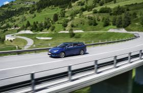 Ver foto 55 de Toyota Avensis Touring Sports 2015
