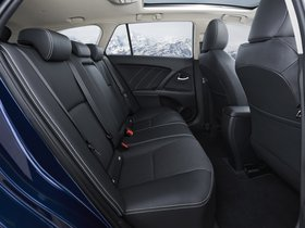 Ver foto 20 de Toyota Avensis Touring Sports 2015