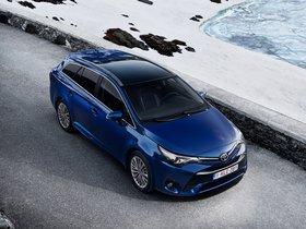 Ver foto 17 de Toyota Avensis Touring Sports 2015