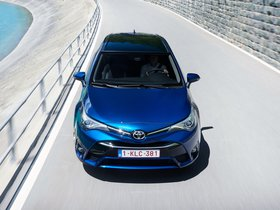 Ver foto 14 de Toyota Avensis Touring Sports 2015