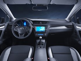 Ver foto 30 de Toyota Avensis Touring Sports 2015